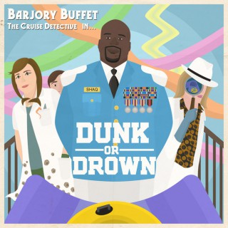 Barjory Buffet: The Cruise Detective