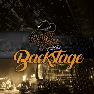 Country Gold Backstage