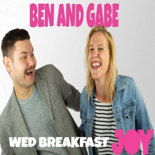 Ben and Gabe