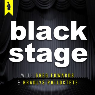BLACKSTAGE –A Wisecrack Comedy Podcast