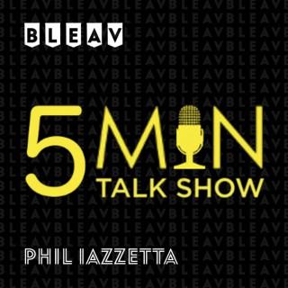 Bleav in The Five Minute Talk Show