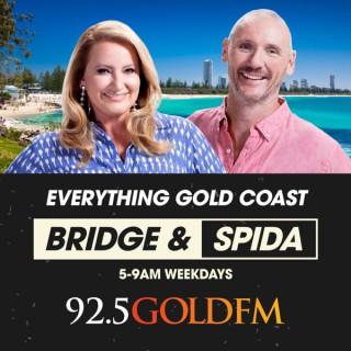 Bridge and Spida - Gold FM 92.5 Gold Coast