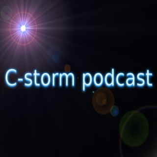 C-storm official podcast
