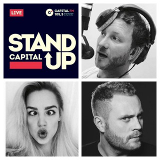Capital FM Moscow Stand Up Show