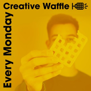 Creative Waffle by Blue Deer Design