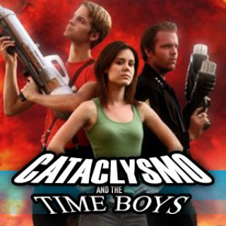 Cataclysmo and the Time Boys (Web Serial)