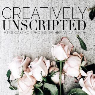 Creatively Unscripted - Creatively Unscripted   Podcast