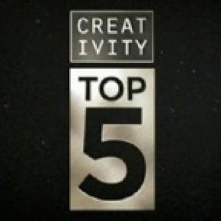 Creativity's Top 5 Ads