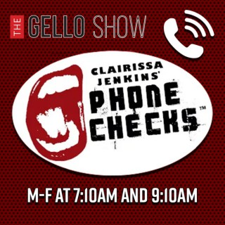 Clairissa Jenkins Phone Checks Podcast