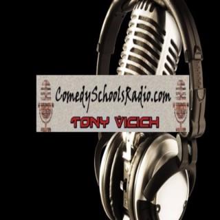 ComedySchoolsRadio.com