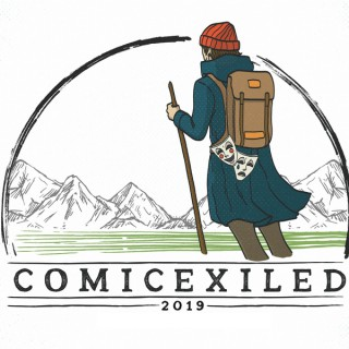 Comic Exiled
