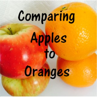 Comparing Apples to Oranges Archive