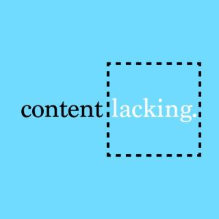 Content Lacking.