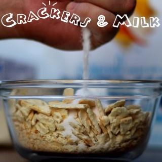 Crackers N' Milk