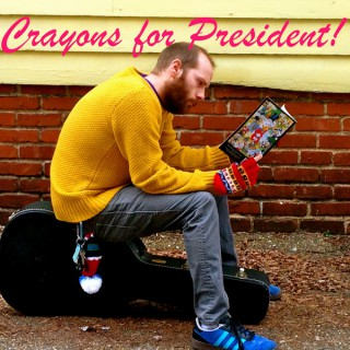 Crayons for President