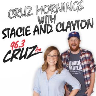 Cruz Mornings with Stacie & Clayton