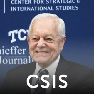 CSIS-TCU Schieffer Series - Audio