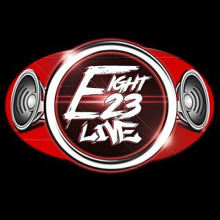 Eight23 LIVE!