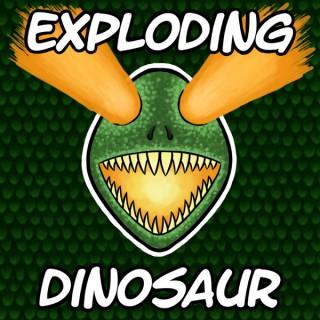 Exploding Dinosaur
