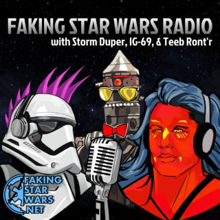 Faking Star Wars Radio