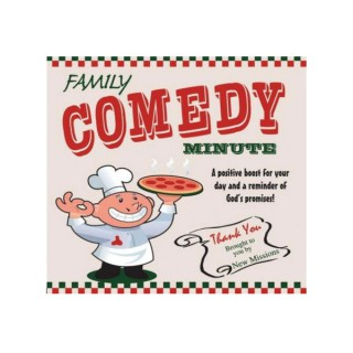 Family Comedy Minute with Tim DeTellis