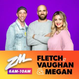 Fletch, Vaughan & Megan on ZM