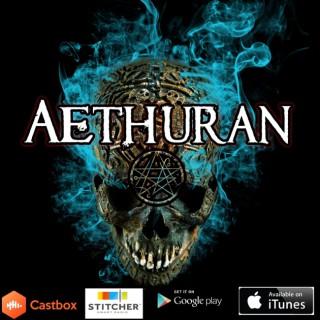 Dark saga : Aethuran