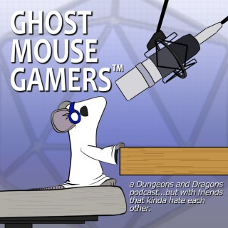 Ghost Mouse Gamers