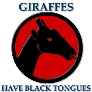 Giraffes Have Black Tongues