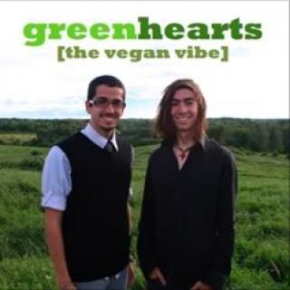 Green Hearts [The Vegan Vibe] Podcast