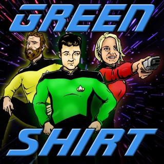Green Shirt: A Newbie's Trek Through The Next Generation