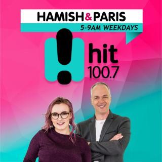 Hamish & Paris - hit South Queensland