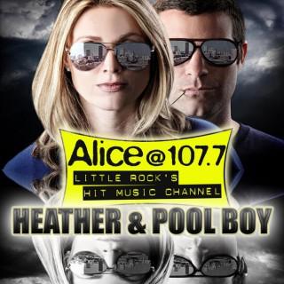 Heather & Poolboy
