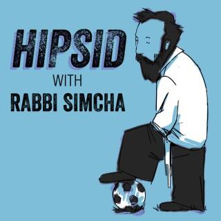 Hipsid with Rabbi Simcha