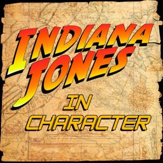 Indiana Jones In Character