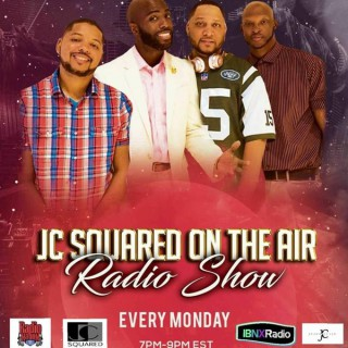 JCSquared On The Air on IBNX Radio