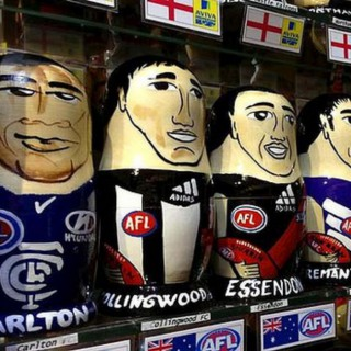 JunkTime AFL podcast with Adam Rozenbachs and Michael Chamberlin