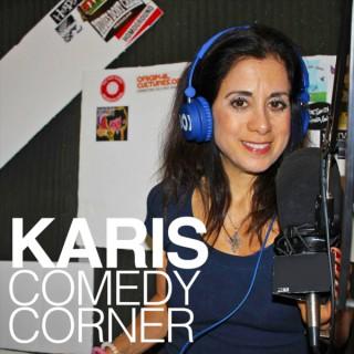 Karis Comedy Corner Podcast