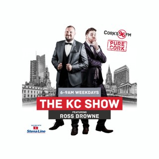 KC and Ross Corks 96FM