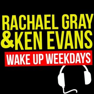 Ken Evans & Rachael Gray