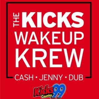 Kicks Wake Up Krew