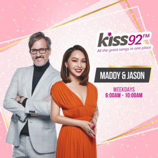 KISS92 - Maddy and Jason