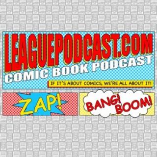 League of Ordinary Gentlemen Comic Book Podcast