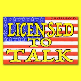 Licensed to talk