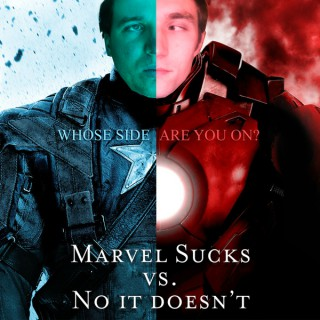 Marvel Sucks vs. No it doesn't