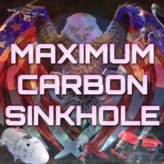 Maximum Carbon Sinkhole