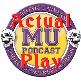 Miskatonic University Podcast Actual Play Episodes