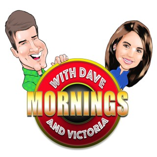 Mornings with Dave and Victoria on 92.1 The Frog