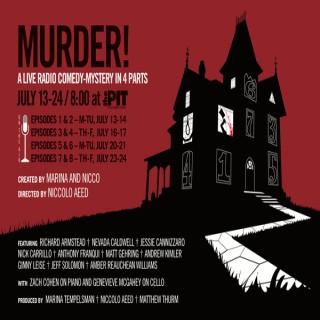 Murder! An Orignal Series by Marina and NIcco