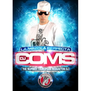 Dj Coms :  BEST DJ REGGAETON